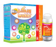 کود مجموع عناصر ریز مغذی با اسید آمینه (محلولپاش) ویکر میکس